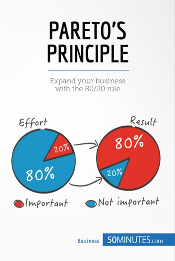 The Pareto Principle for Business Management - Expand your business with the 80/20 rule ebook by 50MINUTES.COM