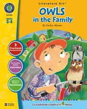 Owls in the Family (Farley Mowat) ebook by Marie-Helen Goyetche