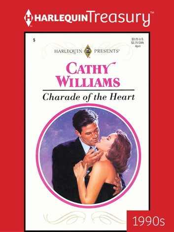 Charade of the Heart ekitaplar by Cathy Williams