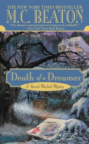 Death of a Dreamer ebook by M. C. Beaton