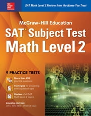 McGraw-Hill Education SAT Subject Test Math Level 2 4th Ed. ebook by John Diehl