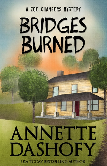 BRIDGES BURNED ebook by Annette Dashofy