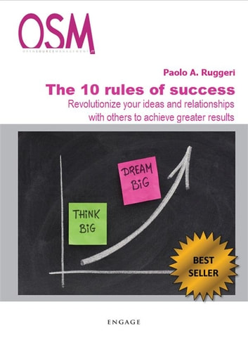 The 10 Rules of Success ebook by Paolo A. Ruggeri