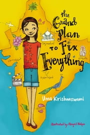 The Grand Plan to Fix Everything ebook by Uma Krishnaswami,Abigail Halpin