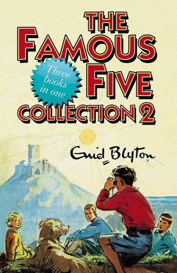 The famous five collection 2 ebook by enid blyton 9781444925081 the famous five collection 2 books 4 6 ebook by enid blyton fandeluxe Ebook collections