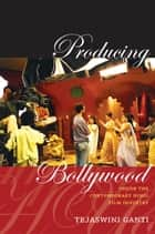 Producing Bollywood - Inside the Contemporary Hindi Film Industry ebook by Tejaswini Ganti