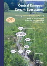 Central European Stream Ecosystems - The Long Term Study of the Breitenbach ebook by Rüdiger Wagner,Jürgen Marxsen,Peter Zwick,Eileen J. Cox
