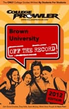 Brown University 2012 ebook by Justin Kim