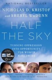 Half the Sky ebook by Nicholas D. Kristof,Sheryl WuDunn