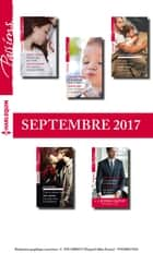 10 romans Passions + 1 gratuit (n°675 à n°679 - Septembre 2017)) ebook by Collectif