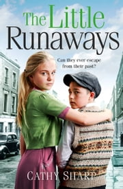 The Little Runaways (Halfpenny Orphans, Book 2) ebook by Cathy Sharp