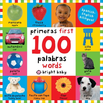First 100 Words Bilingual eBook by Roger Priddy