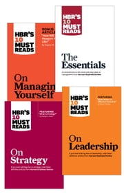 The HBRs 10 Must Reads Collection (12 Books) (HBRs 10 Must Reads) ebook by Harvard Business Review,Peter Ferdinand Drucker,Clayton M. Christensen,Daniel Goleman,Michael E. Porter