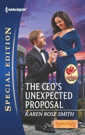 The CEO's Unexpected Proposal ebook by Karen Rose Smith