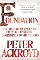 Foundation ebook by Peter Ackroyd