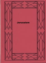 Jerusalem ebook by Jacob Israël de Haan