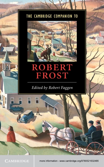 The Cambridge Companion to Robert Frost ebook by