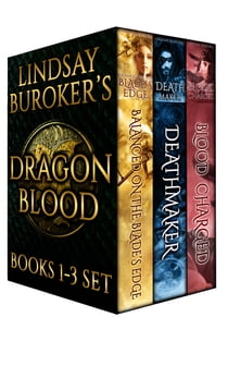 The Dragon Blood Collection, Books 1-3 - An Epic Fantasy Adventure Series ekitaplar by Lindsay Buroker