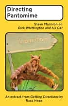 Directing Pantomime - Steve Marmion on Dick Whittington and his Cat ebook by Russ Hope