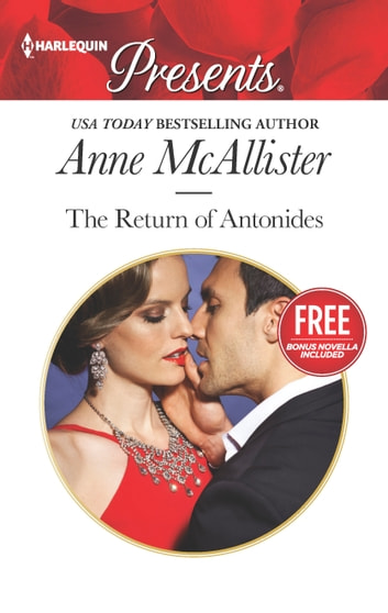 The Return of Antonides - An Anthology ebook by Anne McAllister,Amanda Cinelli