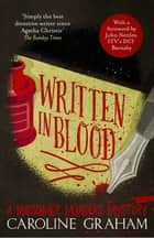 Written in Blood - A Midsomer Murders Mystery 4 ebook by Caroline Graham