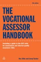 The Vocational Assessor Handbook ebook by Ros Ollin,Jenny Tucker