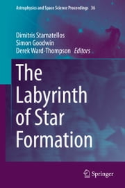 The Labyrinth of Star Formation ebook by Dimitris Stamatellos,Simon Goodwin,Derek Ward-Thompson