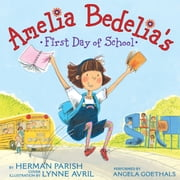 Amelia Bedelia's First Day of School Audiolibro by Herman Parish