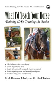 What I'd Teach Your Horse ebook by Keith Hosman