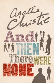 And Then There Were None 電子書 by Agatha Christie