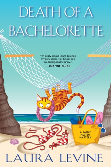 Death of a Bachelorette ebook by Laura Levine