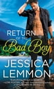 Return of the Bad Boy eBook par Jessica Lemmon