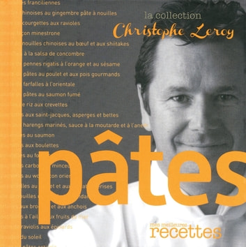 Pâtes ebook by Christophe Leroy