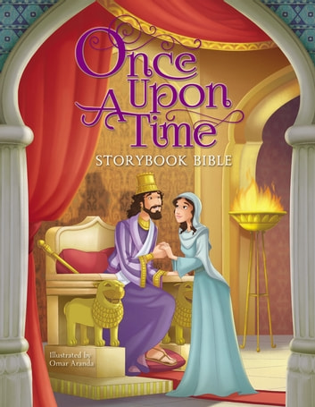 Once Upon a Time Storybook Bible ebook by