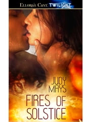 Fires of Solstice ebook by Judy Mays