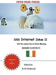 1001 Internet Jokes II - Irish Edition ebook by David Moishe Schwab