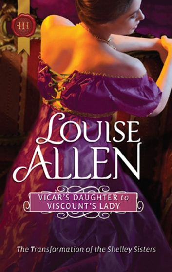Vicar's Daughter to Viscount's Lady ebook by Louise Allen