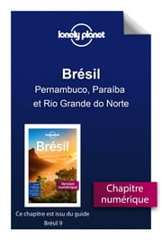 Brésil 9 - Pernambuco, Paraíba et Rio Grande do Norte ebook by LONELY PLANET