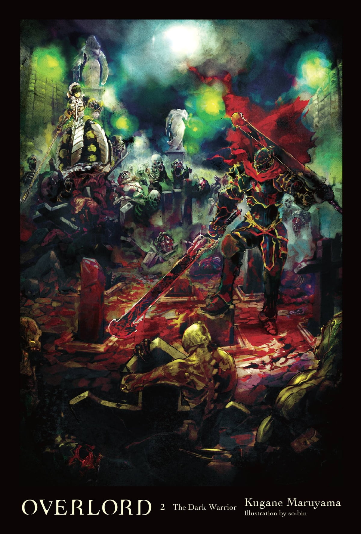 Overlord Light Novel Epub