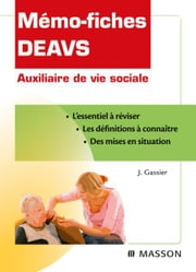 Mémo-fiches DEAVS ebook by Jacqueline Gassier