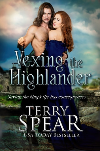 Vexing the Highlander ebook by Terry Spear