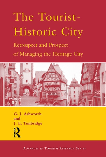 The Tourist Historic City Ebook By Gj Ashworth Rakuten Kobo