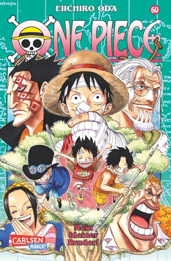 One Piece 60 ebook by Eiichiro Oda