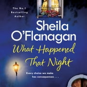 What Happened That Night - A page-turning read by the No. 1 Bestselling author audiobook by Sheila O'Flanagan