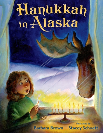 Hanukkah in Alaska ebook by Barbara Brown