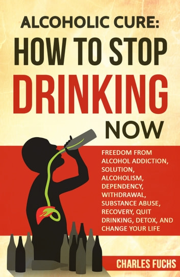 STOP DRINKING NOW!