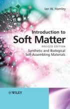 Introduction to Soft Matter ebook by Ian W. Hamley