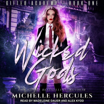 Wicked Gods audiobook by Michelle Hercules