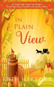 In Plain View: An Amish Safe House Cozy Mystery ebook by Ruth Hartzler