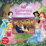 Disney Princess: Enchanting Moments ebook by Kobo.Web.Store.Products.Fields.ContributorFieldViewModel